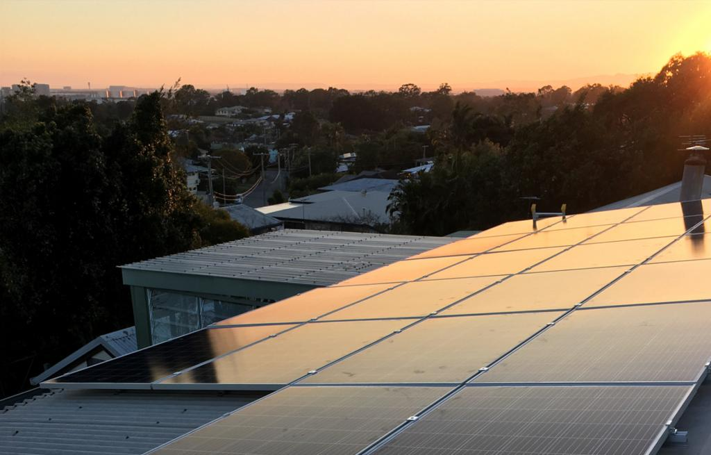 Solar Cleaning Gold Coast